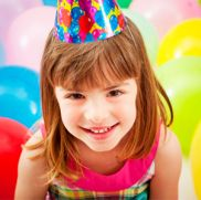Special Children's Party / Birthday Package includes Hair, Makeup, Nails, Before & After Photos & Skin Treatments.
